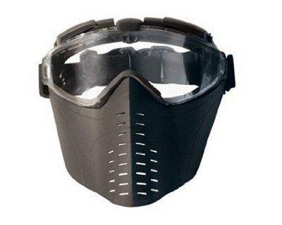 Crosman Tactical Airsoft Mask Full Face Guard
