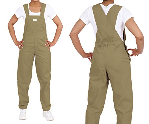 Teens (Overalls Costume)