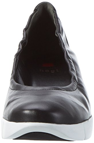 HÖGL Women's 3-10 2210 0100 Closed Toe Heels Black (Schwarz0100) YM5VVPpK7