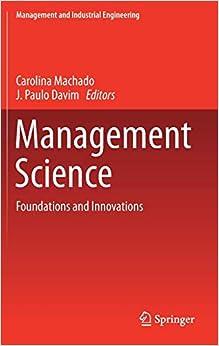 Descargar Libro Patria Management Science: Foundations And Innovations Documento PDF