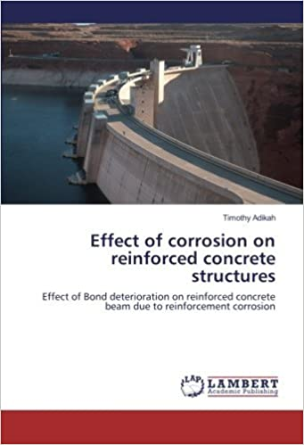 Effect of corrosion on reinforced concrete structures:
