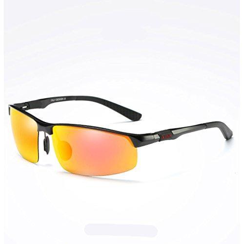 Polarizadas De Conducción De Hombres Gafas Conductores Deportivos Gafas D Gente Influjo Sol Sol Gafas Color D De Ojos GAOYANG Los De Personales Hombre qFx5UtwT