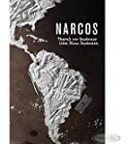 NARCOS \ There's no Business Like Blow Business - 61x91,5 cm - AFFICHE / POSTER