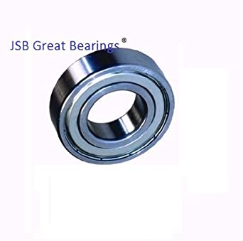 20x47x14mm 6204-2RS C3 EMQ Premium Sealed Ball Bearing Ten