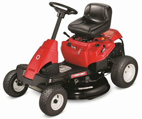 Troy-Bilt 382cc Powermore OHV 30-Inch Premium Neighborhood Riding Lawn Mower
