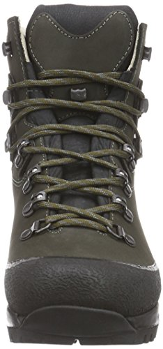 Hanwag Alaska climbing boots Ladies GTX brown Dark Grey QDbMBYgcf
