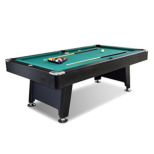 Best Price Lancaster 90-Inch Arcade Billiard Pool Table