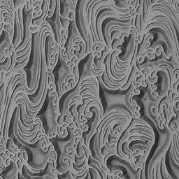 Cool Tools - Flexible Texture Tile - Turbulence - 4\