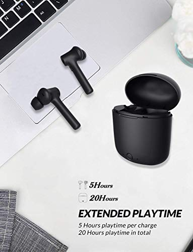 Bluetooth 50 Wireless Earbuds Bluedio HiHurricane TWS Wireless Earbud Headphones inEar Earphones