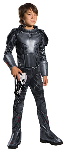 Rubie's Valerian and The City of a Thousand Planets Child's Deluxe Valerian Costume, Small