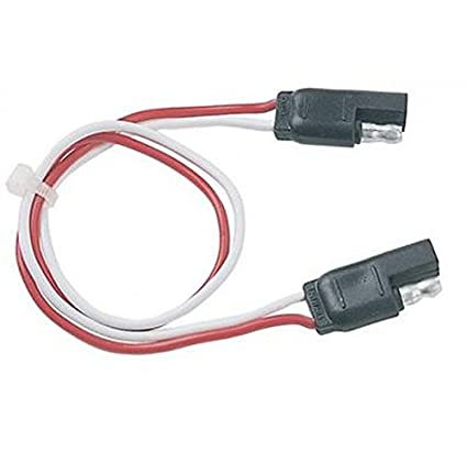 amazon com rv trailer hopkins fits 2 pole flat plug wiring rh amazon com 2 pole speakon connector wiring 2 Pole Plug and Socket