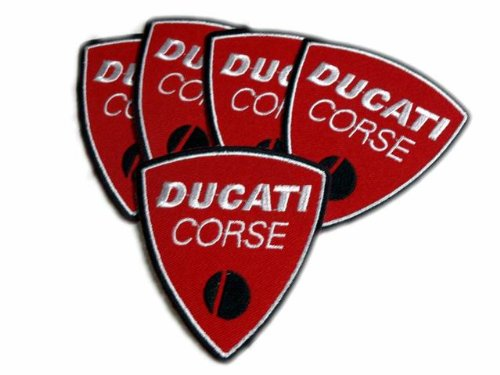 ducati-corse-motorgp-motorcycle-patches-limited-5pcs-embroidered-patch-size-3-x-325-inches