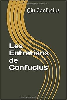 Book Les Entretiens de Confucius