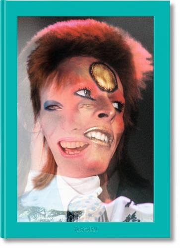 Mick Rock: The Rise of David Bowie, 1972-1973 (Multilingual Edition)