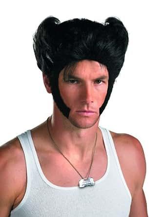 Disguise Costumes Peluca de Wolverine Origins