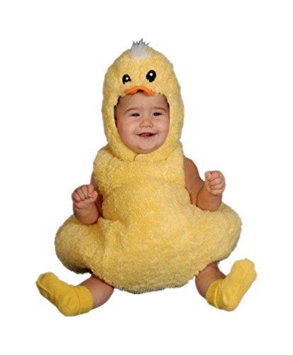 Little Baby Duck Costume - Infant Costume - Newborn (0-6 Months) (Baby Bunting Halloween Costume)