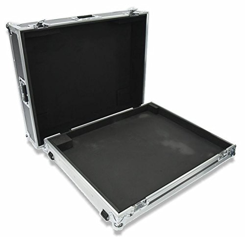- Onyx 24.4 Mixer Case With A Removable Hinge System To The Lid For Comfort And A Cushioned Rubber Over-molded Carrying Handle Steel Ball Corners And Recessed Spring-loaded Handles DEEJAYLED TBHONYX244
