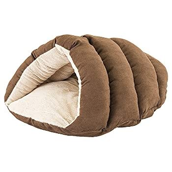 Amazon.com : Pet Parade Pet Cave Dog Bed : Pet Supplies