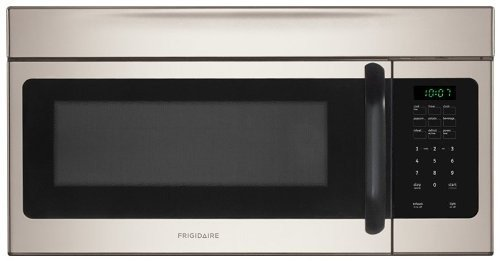 012505561498 - Frigidaire FFMV162LM 1.6 cu. ft. Over-the-Range Microwave carousel main 0