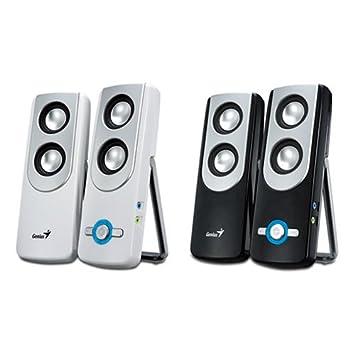 Genius SP-i350 Multimedia Speaker System - 2.0-channel ...