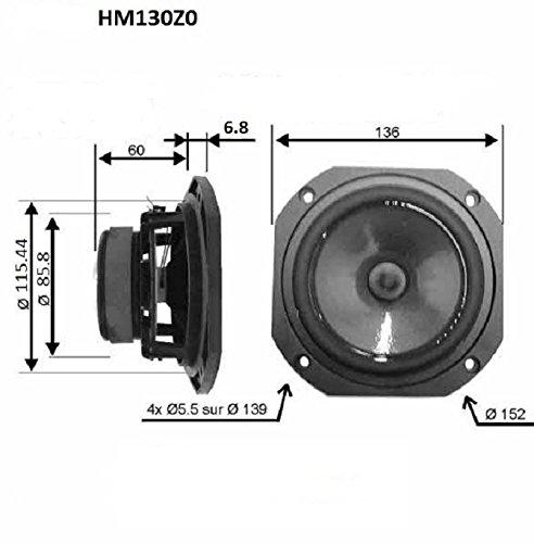 Audax hm130z0: Amazon co uk: Hi-Fi & Speakers