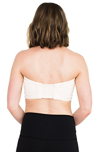Large Product Image of Simple Wishes Signature Hands Free Pumping Bra, Patented, Soft Pink, XS-Large