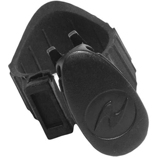 Aqua Lung Snorkel Keeper, Impulse I, II or III (Current) Snorkel Part/Black/Black
