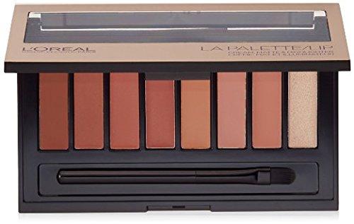 L'Oreal Colour Riche Lip La Palette Lipstick, Nude (Pack of 2)