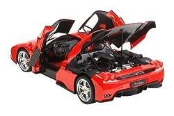 Tamiya 300012047–1: 12Scale Enzo Ferrari Assembly Kit by Tamiya