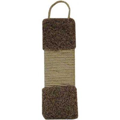 how to stop cat scratching carpet at door
