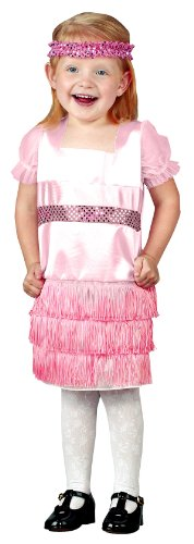 Toddler Lil' Flapper Costume - Toddler