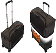 Rollux Travel: ROLLUX First Suitcase That Doubles in Size! Trendy Luggage - Fashionable Suitcase - Carry on Lu