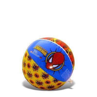 Marvel Spiderman Inflatable Beach Ball - Kids Pool Toys: Toys & Games