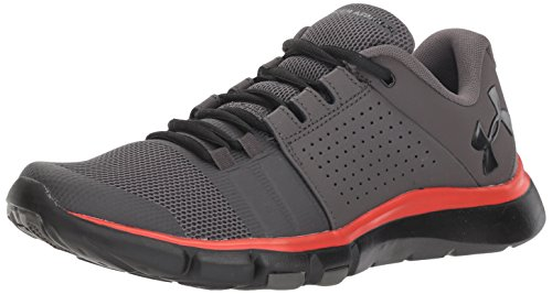 De 100 Strive charcoal Fitness Noir Hommes 7 Chaussures Radio Pour Nm Armour Red Black Under qw6pBI4vEa