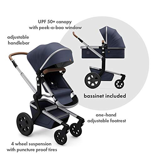 Joolz Day3 Complete Baby Stroller Set