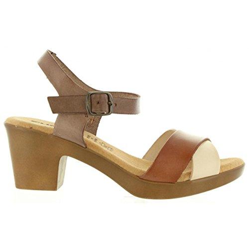 Sandalias de Mujer CUMBIA 30532 TAUPE