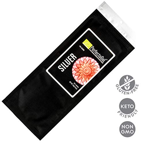 ORGANIC PerfectaGel Silver Gelatin Sheets (170 Bloom) - 20 Sheets