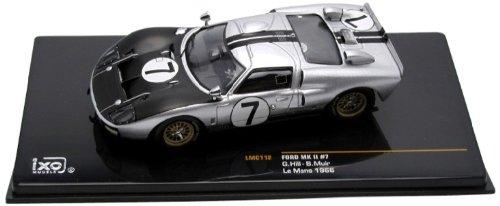 IXO Ford MKII 7 G.Hill-B.Muir Le Ma.1966 1:43