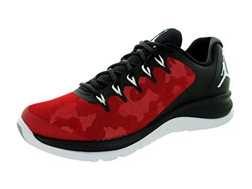 Nike Mænds Jordan Flyvning Runner 2 Sort / Rød / Grå 715.572 Til 004 tqLOROA