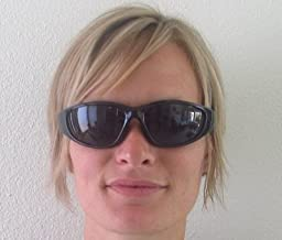 Anti Glare Motorcycle Bifocal Polarized Sunglasses 2.00 - Free Microfiber Cleaning Case. Overdrive/SMK/2.0