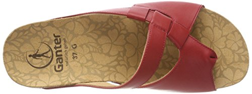 Ganter Women's Goa-g Mules Red (Rosso 4100) ijFWxOXYhu