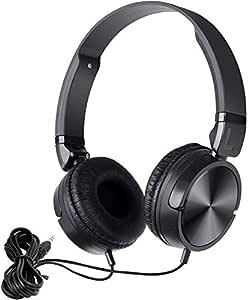 NAVISKAUTO Wireless Headphones, Car Kids Headphones, IR Headphones for Car Entertainment System, Wireless IR Headphones with Dual Channel