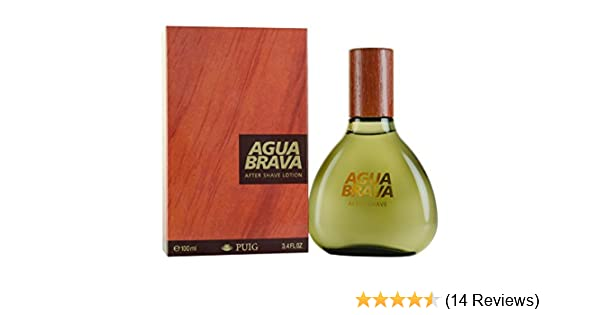 Amazon.com : Agua Brava By Antonio Puig For Men. Aftershave 3.4 Oz. : Beauty