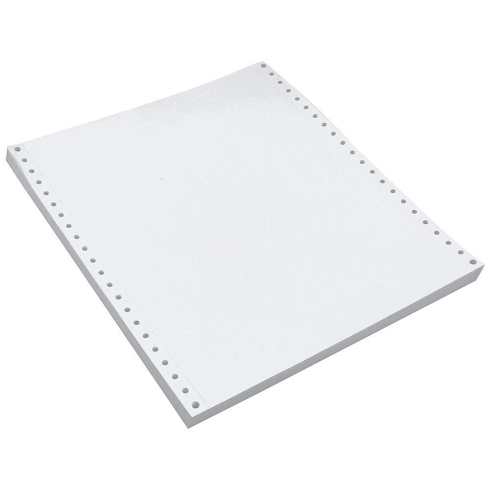 Staples Multi-Part WTE Computer Paper, 2-Part, 9 1/2'' x 11'', 1,650/Bx
