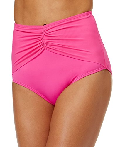 Breeze Bikini - Coco Reef Women's High Waist Bikini Bottom Swimsuit, Aqua Breeze, X-Large