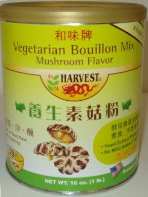 (Vegetarian Bouillon Mix-Mushroom Flavor)