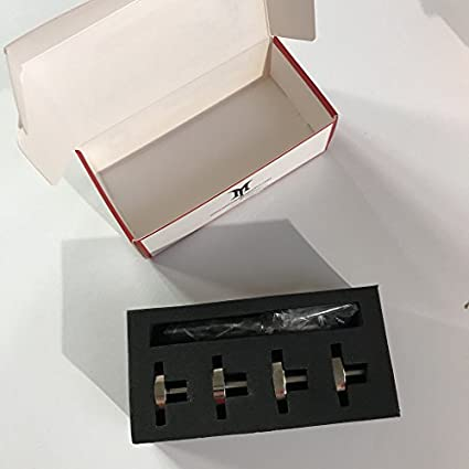 Heavy Duty magnética de neodimio gancho Juego, incluye 8 ganchos ...