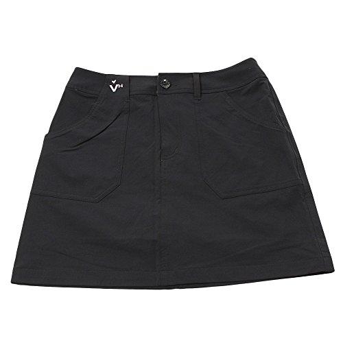 ビバハート(ビバハート) 4wayストレッチスカート 012-77340-019 (ブラック/L/Lady's)