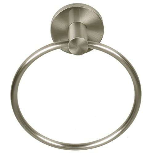 Better Home Products Park Presidio Towel Ring, Satin Nickel hot sale 2017
