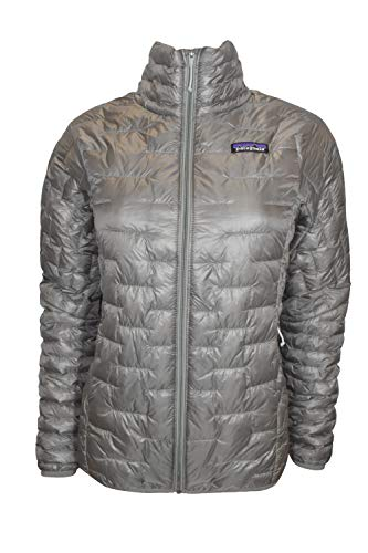 Patagonia Women's Micro Puff Feather Gray (Patagonia Lightweight Vest)